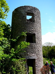 The Watch Tower (Mambo Delight) Tags: ireland cork blarneycastle watchtower
