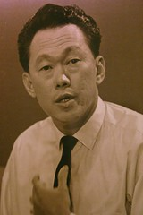 Lee Kuan Yew by Amsk