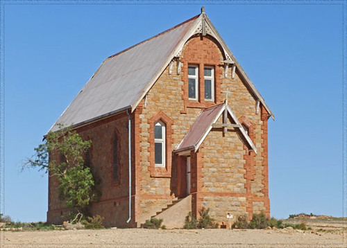 silverton church