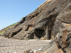 Bedsa Caves (Himanshu  Sarpotdar) Tags: india canon caves maharashtra kamshet a540 greatindia bedsa heritageofindia bedsacaves