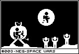 Negative Space Wars