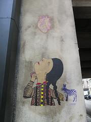 Nantes (Zerbi Hancok) Tags: france nantes nantesgraffiti nantesstreetart street walls