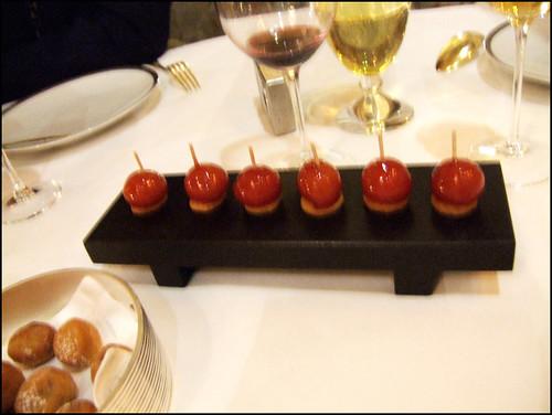 Les Ambassadeurs (Paris) - Desserts