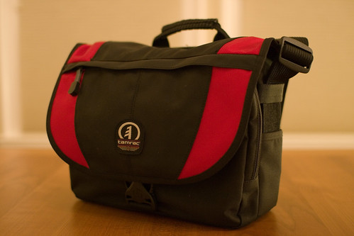 Tamrac Messenger Camera Bag