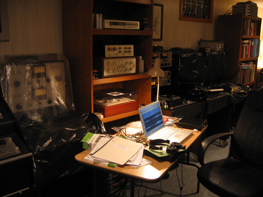 2007P097: The Ampex Room