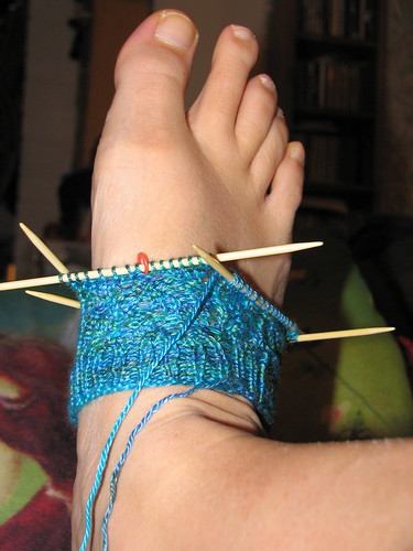 Unsuccessful Sock
