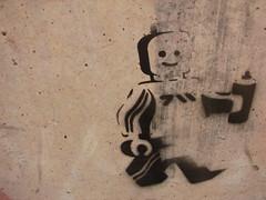 stencil tel aviv (_tonidelong) Tags: urban art toy israel stencil tel aviv click