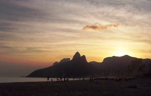 Ipanema sunset (pôr-do-sol)