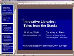 Innovative Libraries