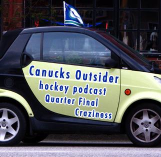Quarter Final Craziness - Canucks Outsider #52
