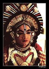 Yakshagana (lighttripper) Tags: india dance folkart theatre backstage karnataka udupi udipi yakshagana folktheatre valivadha