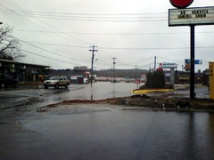 Fitchburg Flooded