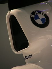 41.BMW F1.07的進氣口