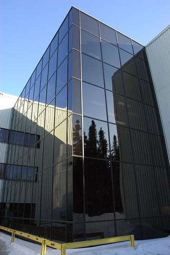 Consortium Library Exterior Design