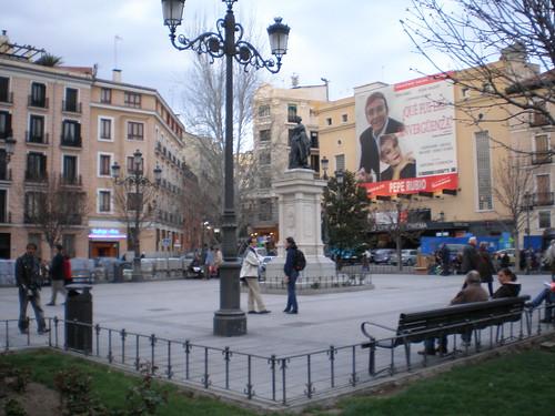 Plaza Isabel II