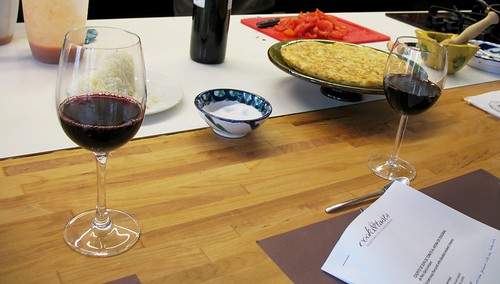 Cook & Taste class, Barcelona