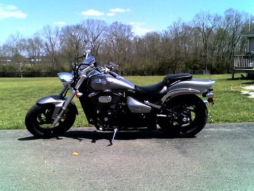 2006 Suzuki Boulevard M50, my new bike!!!
