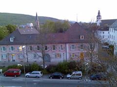 Hotelblick