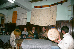 Locals Entertain Us ((fez)) Tags: atlasmountains morocco armed