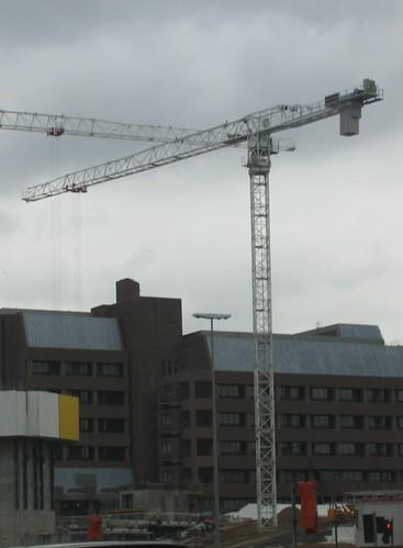 Liverpool Cranes