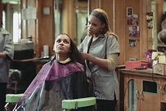 barbershop (zermat34) Tags: haircut barbershop capes barber hairdressers