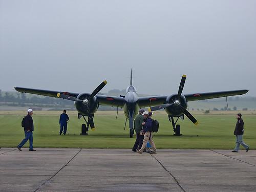 Warbird picture - Grumman F7F Tigercat