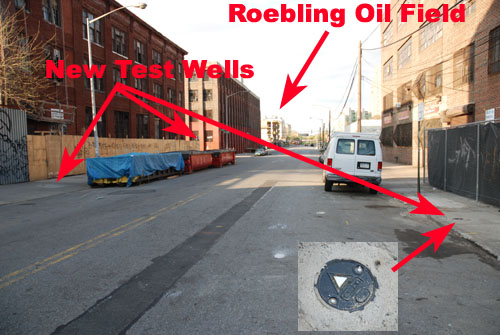 Roebling Test Wells