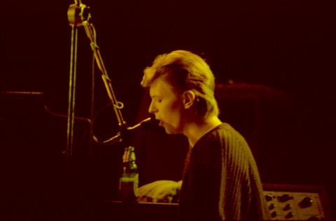 bowie keyboard 77