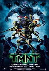 Póster y trailer en castellano de 'TMNT (Tortugas Ninja Jóvenes Mutantes)'
