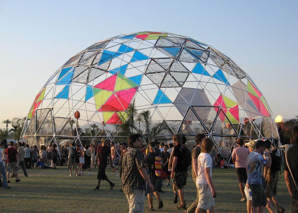 DJ dome
