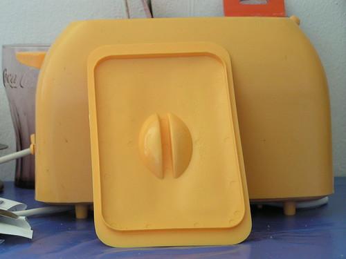 Toasterdeckel