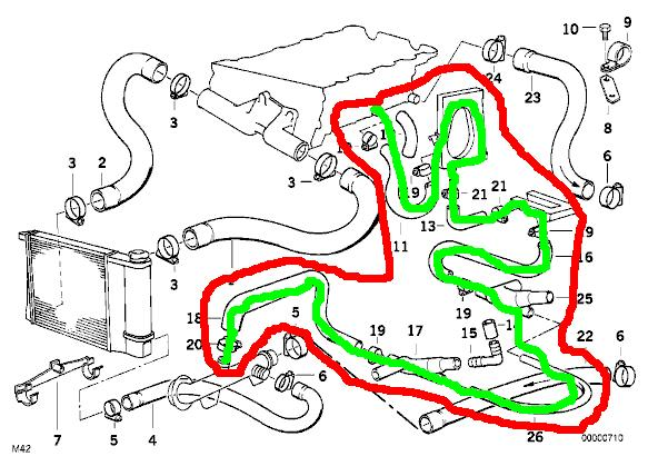 bmw m42 engine vacuum diagram bmw m42 motor wiring diagram ... bmw m42 engine diagram 1987 bmw 325i engine diagram