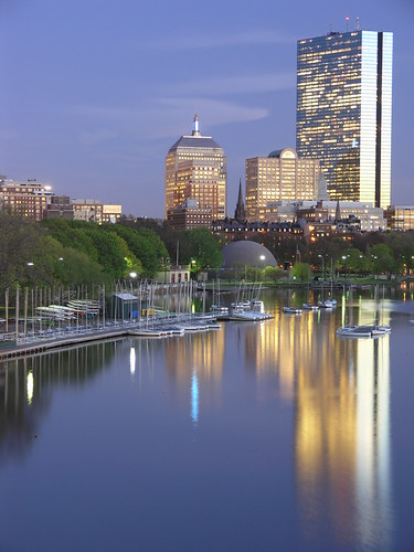 Boston evening por bespam.