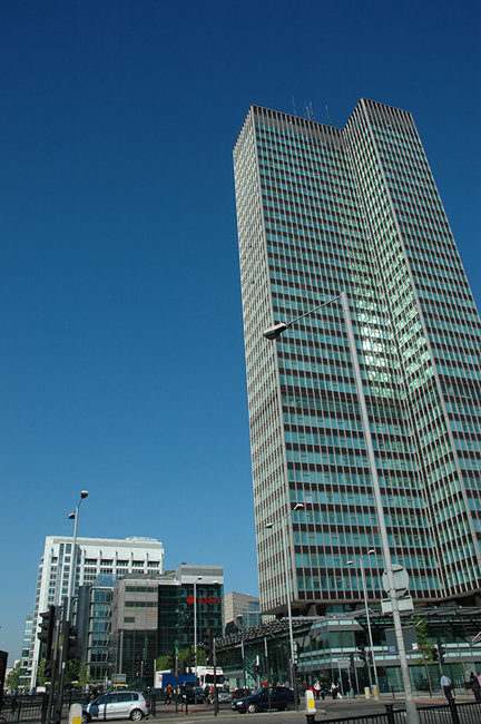 Euston Tower :: Click for previous photo