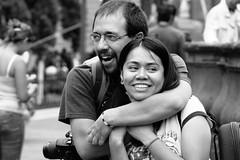 DFlickrers en Puebla (Jesus Guzman-Moya) Tags: portrait blackandwhite bw blancoynegro mxico mexico puebla 5demayo retato chuchogm dflickr jessguzmnmoya dflickr050507