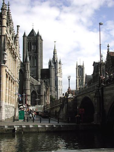 De Drie Toren van Gent