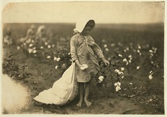 View No Known Restrictions: Five Year Old Cotton Picker by Lewis W. Hine, 1916 (LOC) on Flickr
