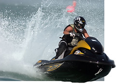 JetSki Racing (dawey [Mohammad Alhameed]) Tags: blue water racing  jetski voluntary  vwc     kuwaitvoluntaryworkcenter  photovwc kuwaitvwc