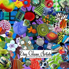 Etsy Glass Artists: a handmade glass artist collective (Amy Keith Barney) Tags: glass artists ega etsyglassartists