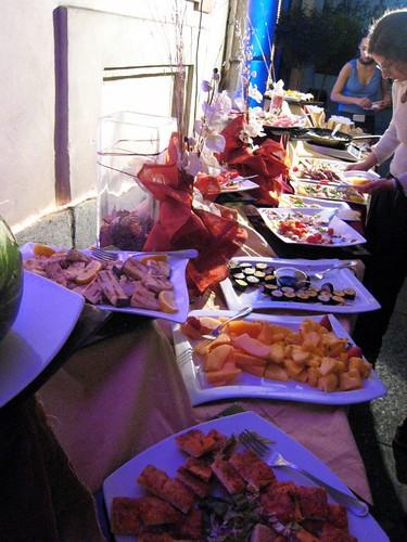 Aperitivi buffet