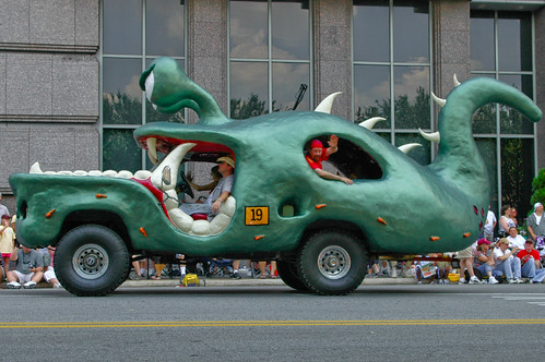 Art Cars Attack
