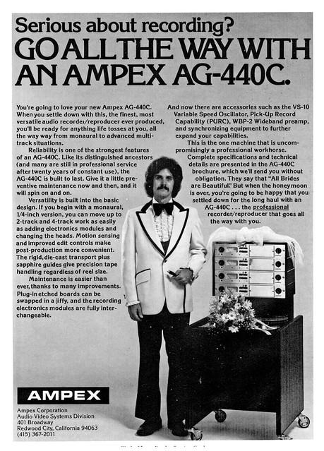 Ampex AG-440C 1975