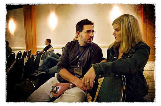 Corey McNabb & Amber Holritz