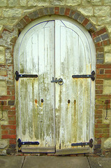 Sarry's front door (www.agirlintheworld.com) Tags: uk travel london farm hampshire