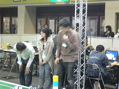P1030143.JPG (odaken2001) Tags: robot aibo fourlegged robocup roboticsoccer japanopen2007 asurakit