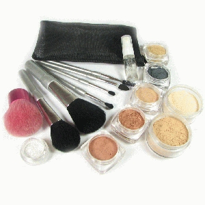 coastalscents mineral makeup set
