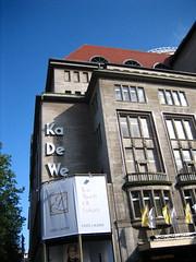 Kaufhaus des Westens - KaDeWe