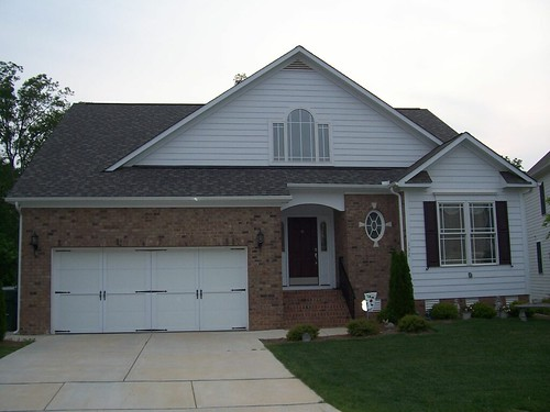 Single level new home in Bexley at Weston