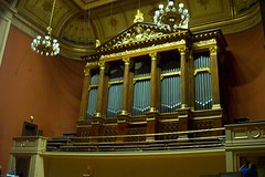 Dvorak Hall in the Rudolfinum