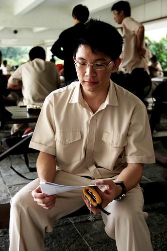 Studious J. Ong